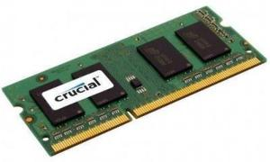 Crucial DDR3 SO-DIMM 1600MHz 2GB CL11 (1x2GB)