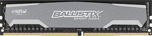 Crucial Ballistix DDR4 2400MHz 8GB CL16 (1x8GB)
