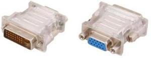 Sapphire Adapter DVI-I (M) to VGA (F)