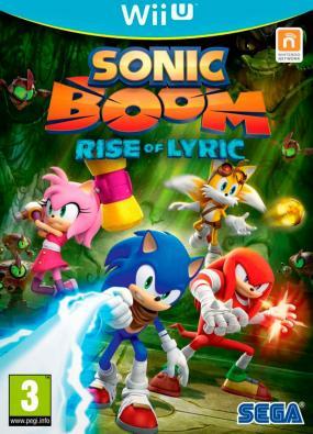 Sonic Boom: Rise of Lyric til Wii U