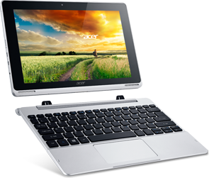 Acer Aspire Switch 10 FHD 64GB SSD 500GB HDD
