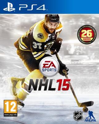 NHL 15 til Playstation 4