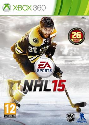 NHL 15 til Xbox 360