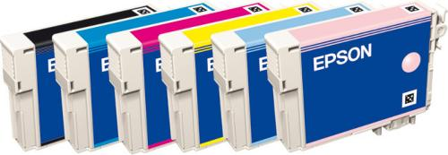 Epson T0807 Six Pack