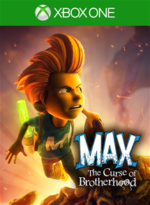 Max: The Curse of Brotherhood til Xbox One