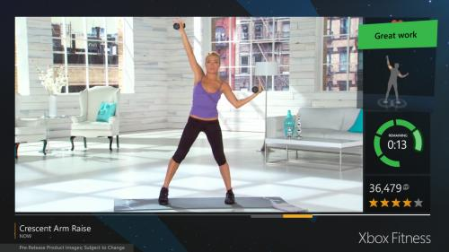 Xbox Fitness til Xbox One