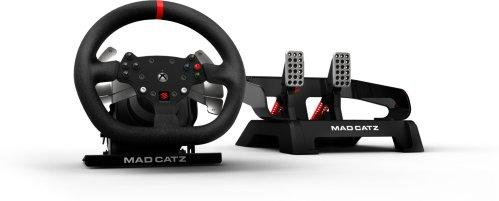 Mad Catz Pro Racing FFB Wheel