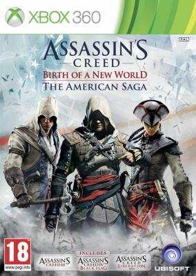 Assassin's Creed: Birth of a New World – The American Saga til Xbox 360