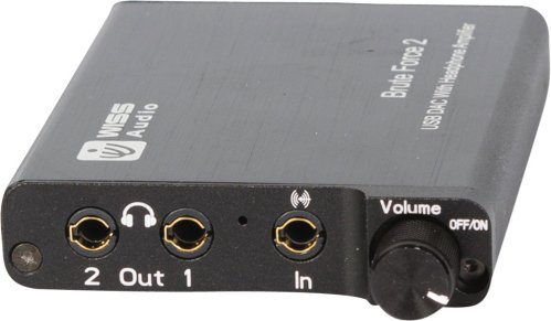 Wiss Audio BF2