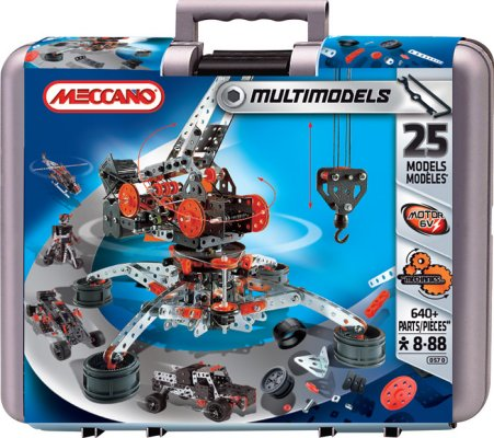 Meccano Super Construction Set