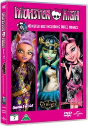 Sony Pictures Home Entertainment Monster High: Box
