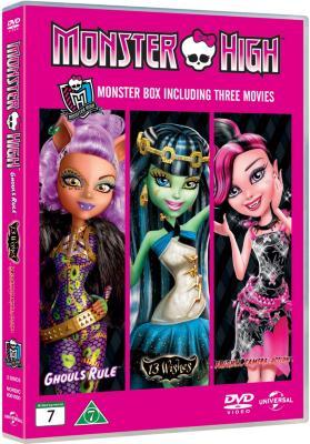 Monster High: Box