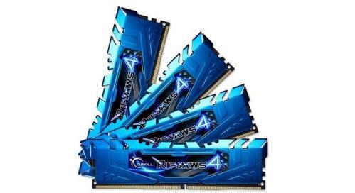 G.Skill Ripjaws 4 DDR4 2133MHz 16GB CL15 (4x4GB)