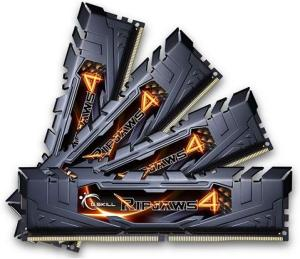 G.Skill Ripjaws 4 DDR4 2400MHz 16GB CL15 (4x4GB)