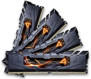 G.Skill Ripjaws 4 DDR4 2400MHz 32GB CL15 (4x4GB)