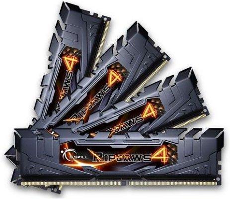 G.Skill Ripjaws 4 DDR4 2400MHz 16GB CL15 (4x4GB)