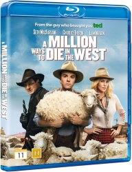 Sony Pictures Home Entertainment A Million Ways To Die In The West