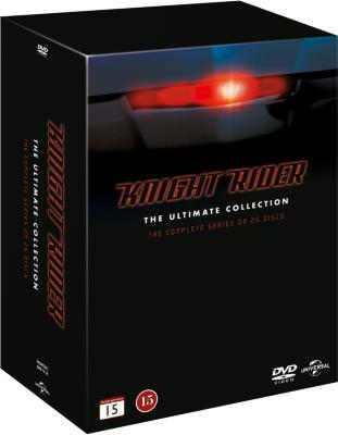 Knight Rider: Komplett serie