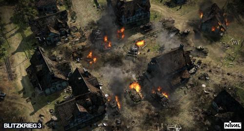 Blitzkrieg 3 til Mac