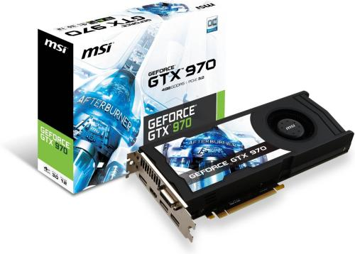MSI GeForce GTX 970 OC
