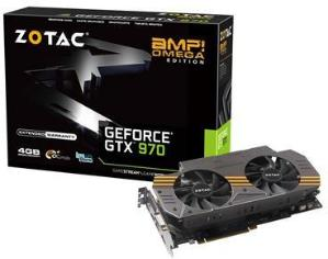 Zotac GeForce GTX 970 AMP! Omega Edition