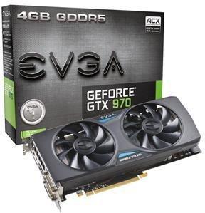 EVGA GeForce GTX 970 ACX