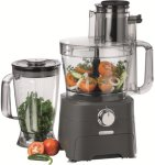 OBH Nordica 6795 First Kitchen Food Processor