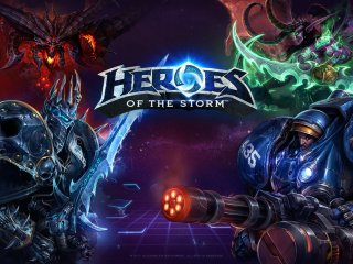 Heroes of the Storm til PC