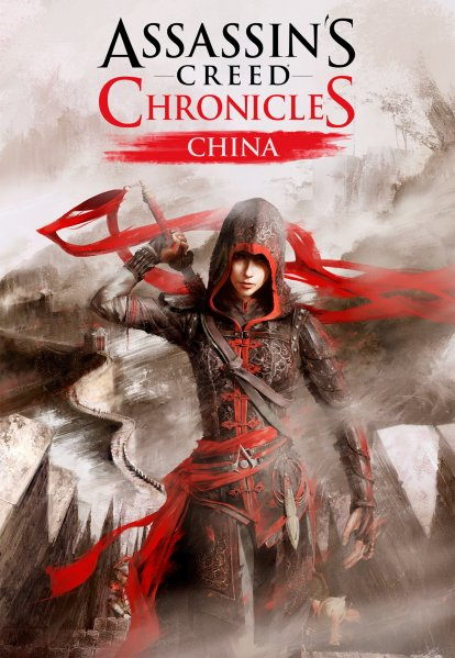 Assassin's Creed Chronicles: China til Playstation 4