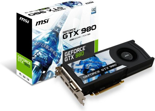 MSI GeForce GTX 980 OC V1