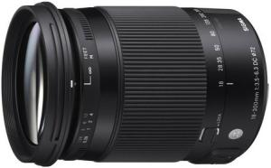 Sigma 18-300mm f/3.5-6.3 OS HSM C for Sony