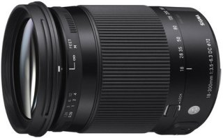 18-300mm f/3.5-6.3 OS HSM C for Canon