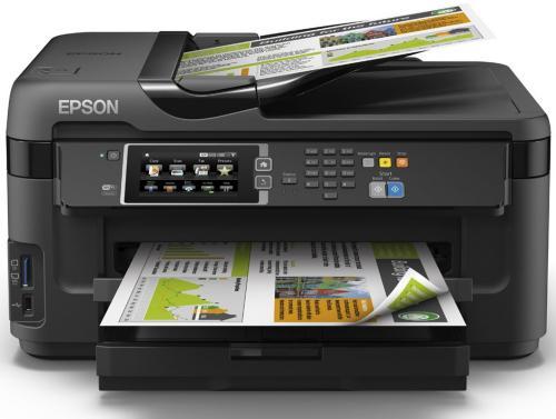 Epson WF7610