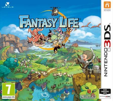 Fantasy Life til 3DS