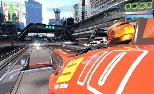 Formula Fusion til Xbox One