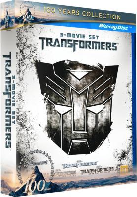 Transformers: 1-3 samleboks