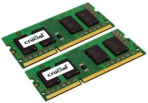 Crucial DDR3 SO-DIMM 1600MHz 16GB CL 11 (2x8GB)