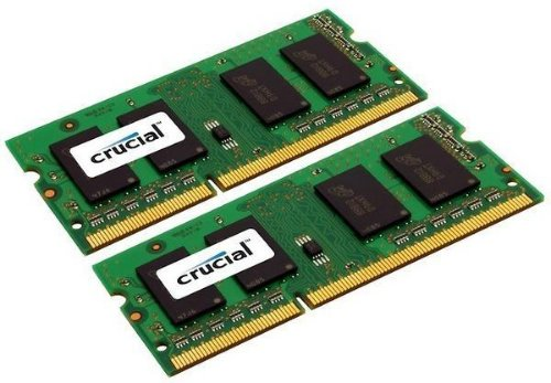Crucial DDR3 SO-DIMM 1600MHz 16GB CL 11 (2x8GB)
