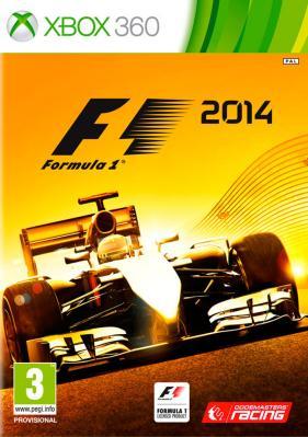 F1 2014 til Xbox 360