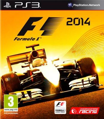 F1 2014 til PlayStation 3