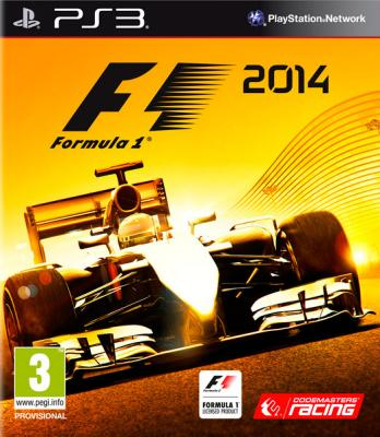 F1 2014 til PlayStation 3