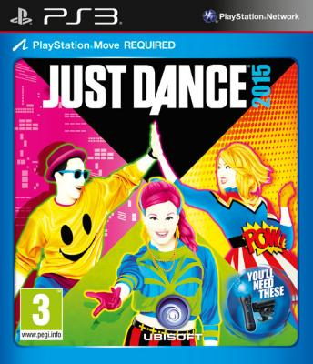 Just Dance 2015 til PlayStation 3