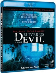 Sony Pictures Home Entertainment Deliver Us From Evil