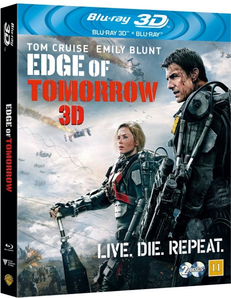 Warner Bros Pictures Edge of Tomorrow