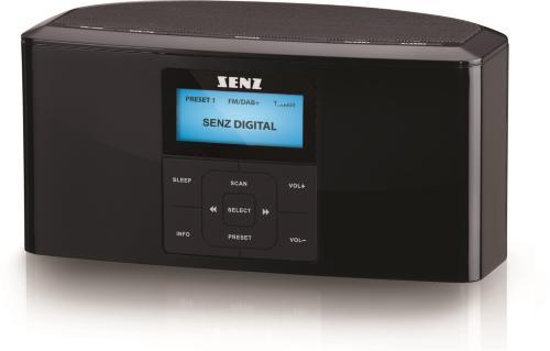 Senz SDR214B