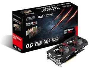 Asus Radeon R9 285 Strix DirectCU II OC