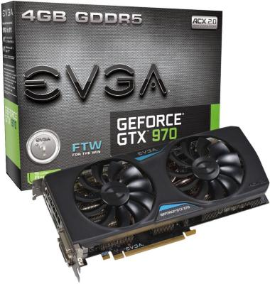 EVGA GeForce GTX 970 FTW ACX