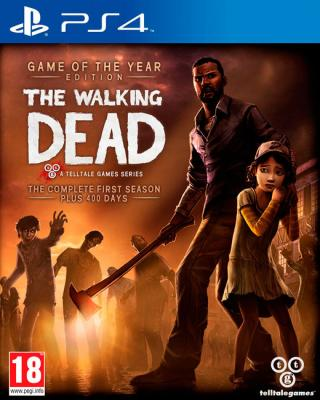 The Walking Dead: Season One til Playstation 4