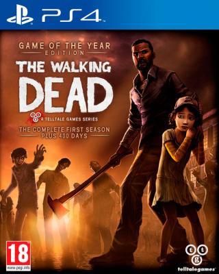 The Walking Dead: Season One til Playstation 4