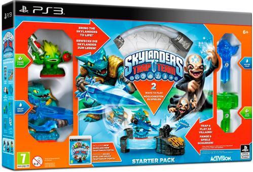 Skylanders: Trap Team til PlayStation 3